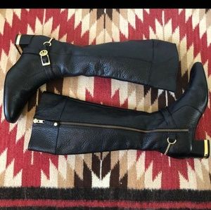 EUC TORY BURCH Leather Boots
